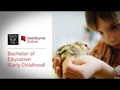 About the Course - Bachelor of Education (Early Childhood)