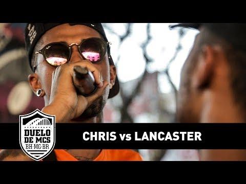 Chris vs Lancaster (Semifinal) - Seletivas MG Duelo de MCs Nacional - 10/09/17