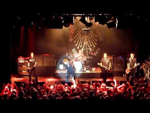 Die Toten Hosen - Du lebst nur einmal LIVE @ Zeche Bochum 01.12.2014
