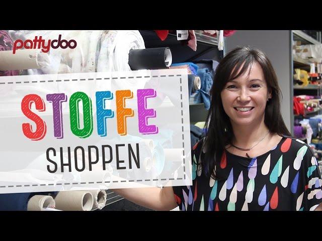 Stoff Stil Eröffnung In Köln Mit Pattydoo Youtube