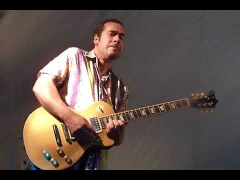 Drowning At The Bottom - Albert Castiglia - Live @ Niagara Falls Blues Festival