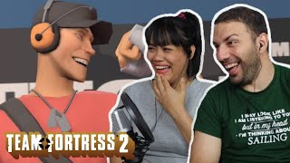 Meet The Scout REACTION | Team Fortress 2