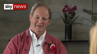'War Horse' author on what the poppy means for him