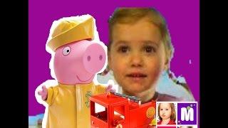 Свинка пепа и мисс кети обзор стоимости на игрушку а так же где ее можно купить