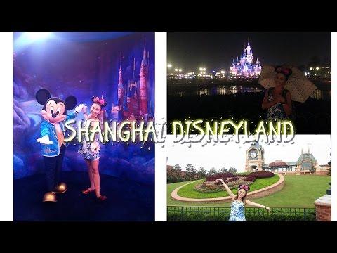Shanghai Disneyland Trip