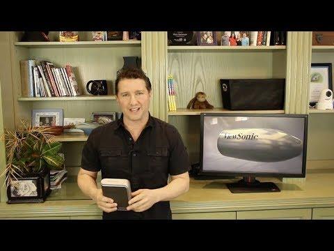 Marc Saltzman ViewSonic M1+ Ultra-Portable Projector Review