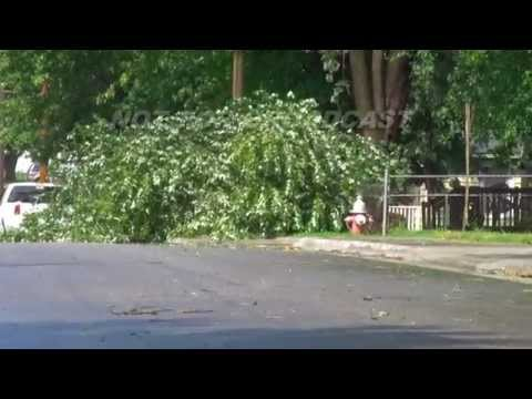 09-17-14 Storm Damage and Flooding in Mt Vernon Mo