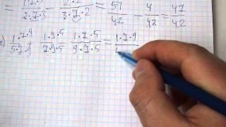 Задача №327. Математика 6 класс Виленкин.