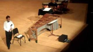 Larry White UTEP Faculty Recital