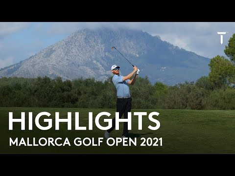 Extended Highlights | 2021 Mallorca Golf Open