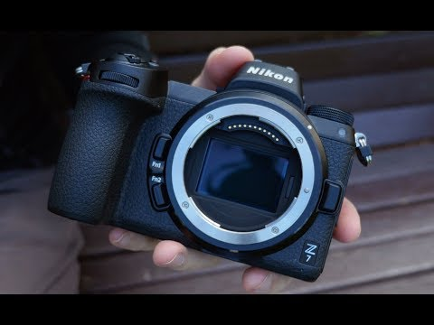 Nikon Z6/Z7 - Hand-On First Look At Full Frame Mirrorless