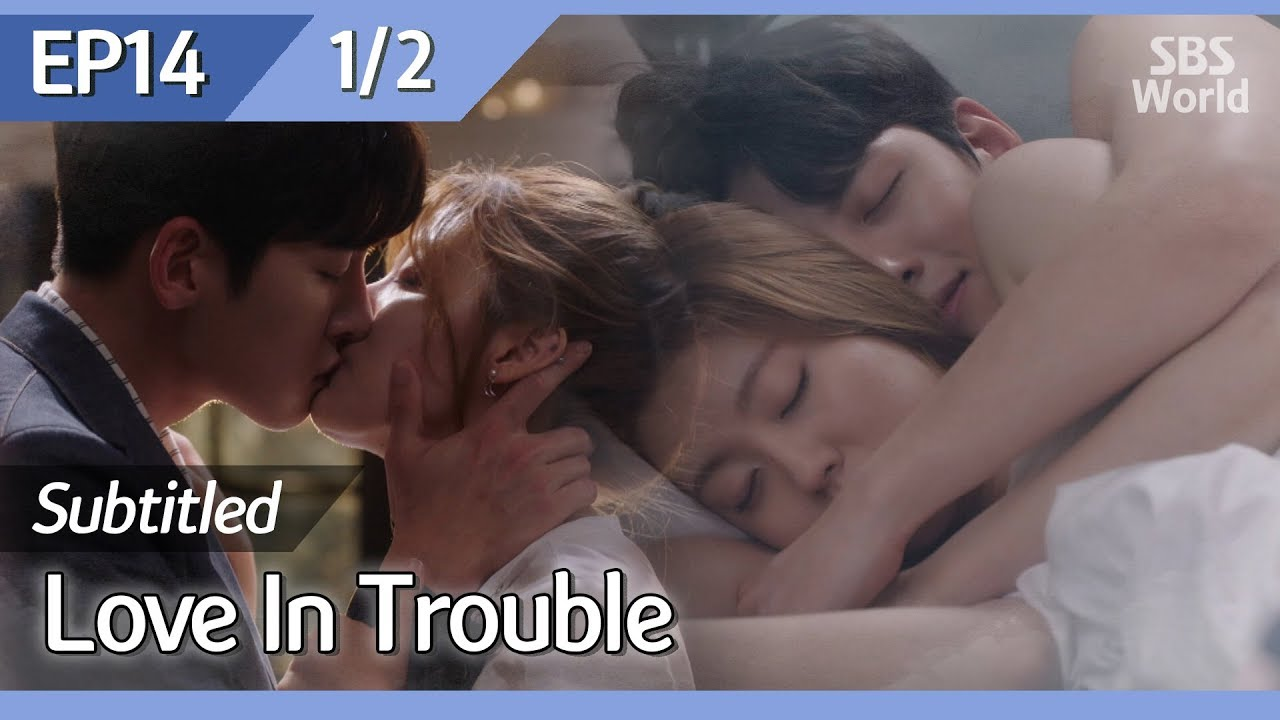 Download [CC/FULL] Love in Trouble EP14 (1/2)   수상한파트너