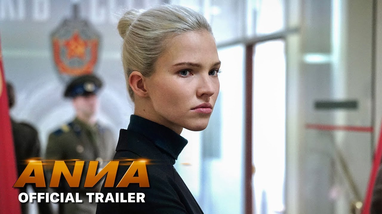 Anna (2019 Movie) Official Trailer – Sasha Luss, Luke Evans, Cillian Murphy, Helen Mirren