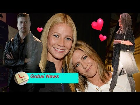 Gwyneth Paltrow create for Jennifer Aniston chance to date again with Brad Pitt, at birthday party?