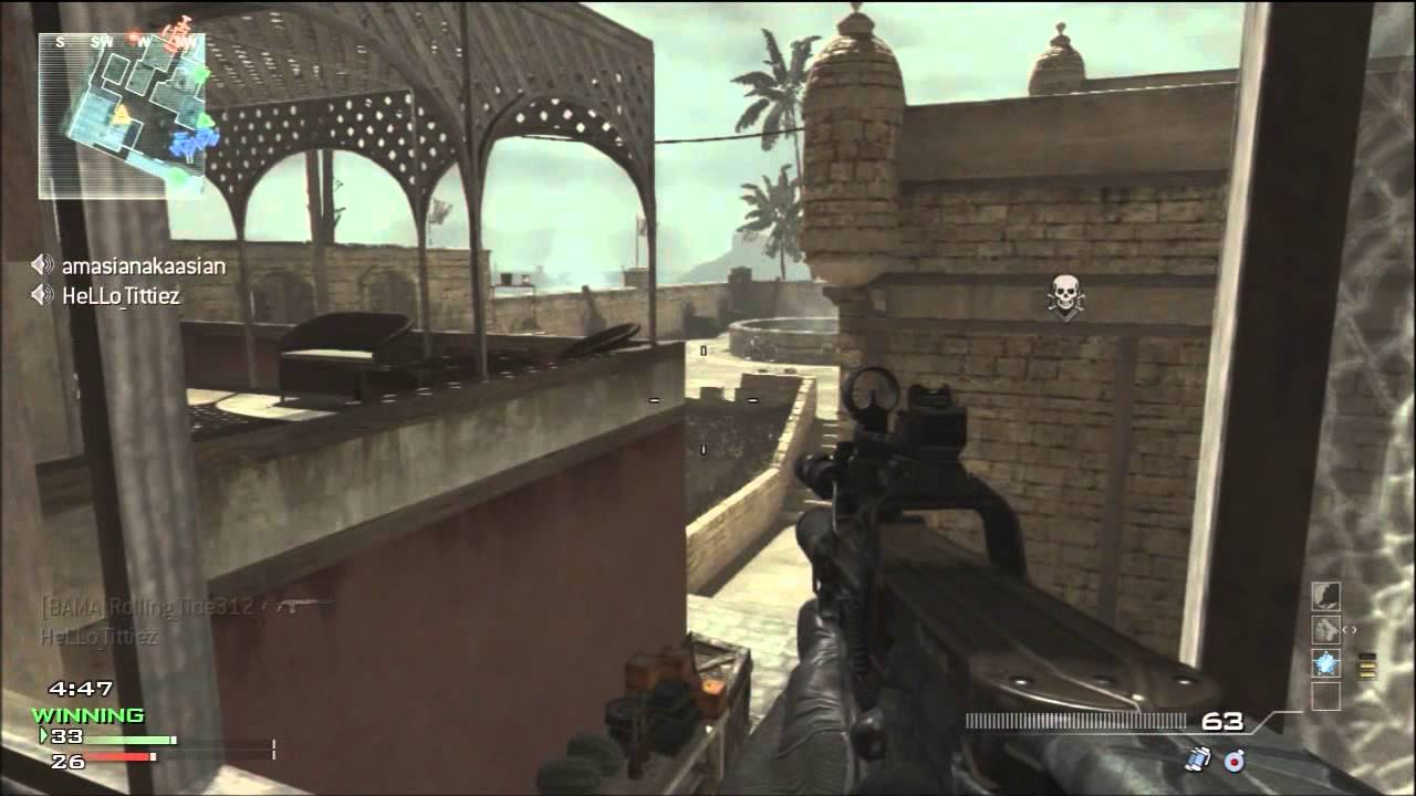 Mw3 New Tattoo Custos Morum Kill Confirmed On Seatown Youtube