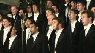 Be Thou My Vision (arr. Brad Hubisz) - APU Men