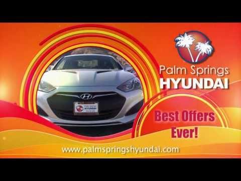 "Palm Springs Hyundai - ""It's Not Enough"""