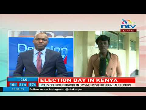 Voting commences in Nakuru County