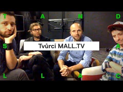Nejsme kopie Stream.cz. Chceme to dělat líp a jinak, říkají tvůrci Mall.tv
