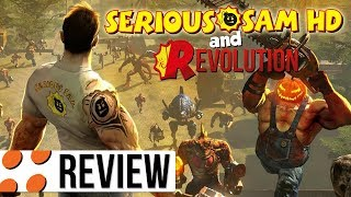 Serious Sam: The First Encounter & The Second Encounter Video Review