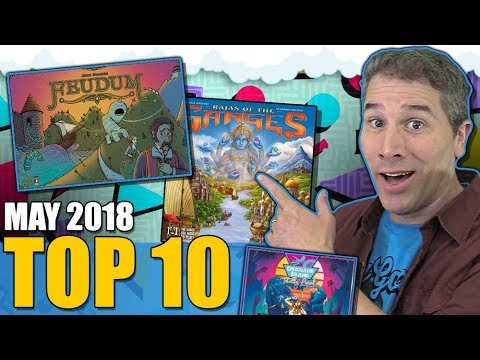 10 most popular board games