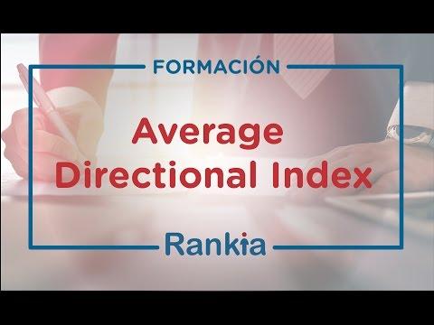 Indicador ADX (Average Directional Index) estrategias de trading