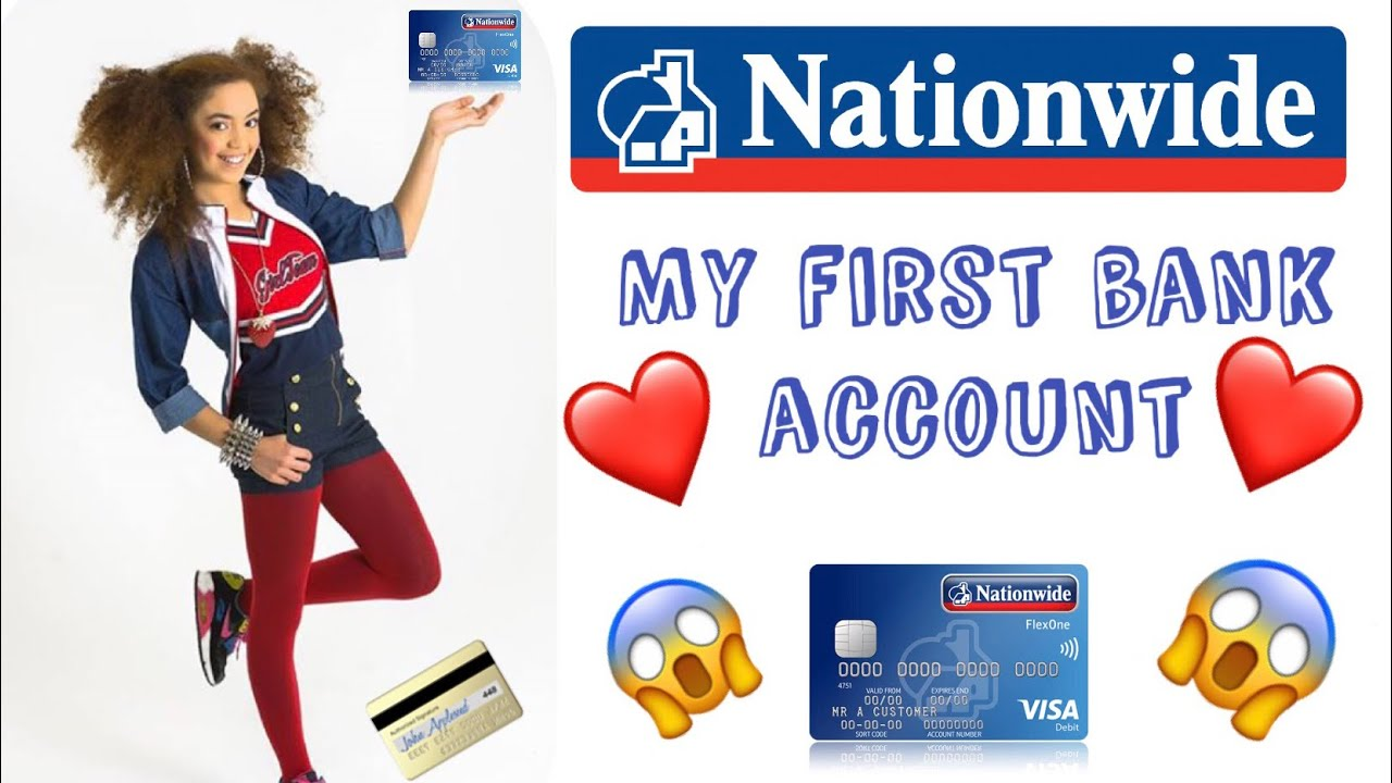 first bank account at nationwide flexone account for tweens