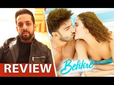Befikre Review by Salil Acharya | Ranveer...