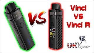 VooPoo VINCI vs VINCI R   Best POD / AIO Kit?