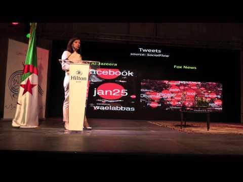 ArabWIC Algeria Conference: Getting People to work on the web, Sihem Amer-Yahia