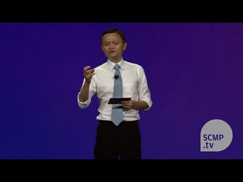 What's LQ, and why do you need it to survive? Jack Ma explains