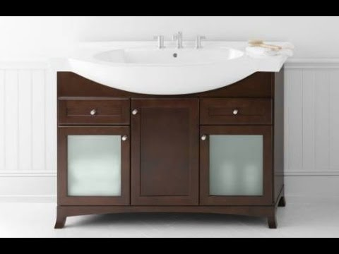 Ideas For Narrow Depth Bathroom Vanity
