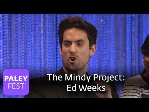 The Mindy Project  Ed Weeks, Ike Barinholtz and Mindy Kaling on Jeremy