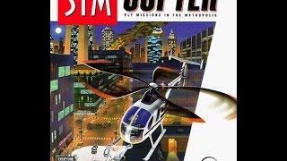 SimCopter Gameplay español (1996-2015) +link