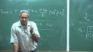 Mod-01 Lec-08 Introduction to Helicopter Aerodynamics and Dynamics