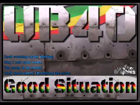 UB40 - Good Situation
