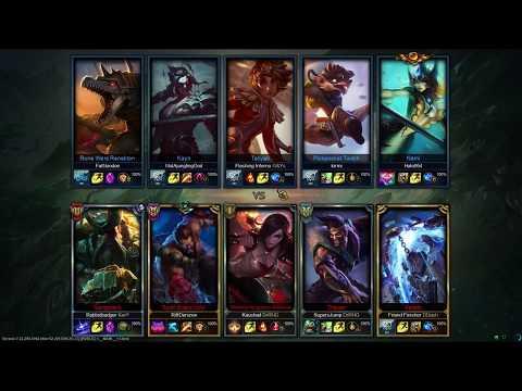 League of Legends - Spirit Guard Udyr Jungle (Tiger, Bloodrazor & Press the Attack)