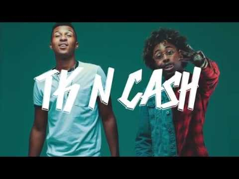 TK N CASH - 3 X IN A ROW [Lyric Video]