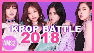 K-POP BATTLE 2018