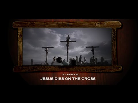 The Way of the Cross - Stations of the Cross - Way of Sorrows