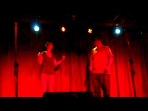 The Time of My Life Karaoke Duet with Corey Baldwin July 25, 2013 Maxine's LIVE