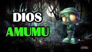 LoL Amumu Jungla 5.14 español S5 | Temporada 2015 | Promoción Smurf