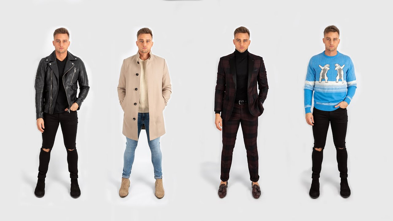 [VIDEO] - EASY Party Outfits For Men   Mens Fashion Ideas 4