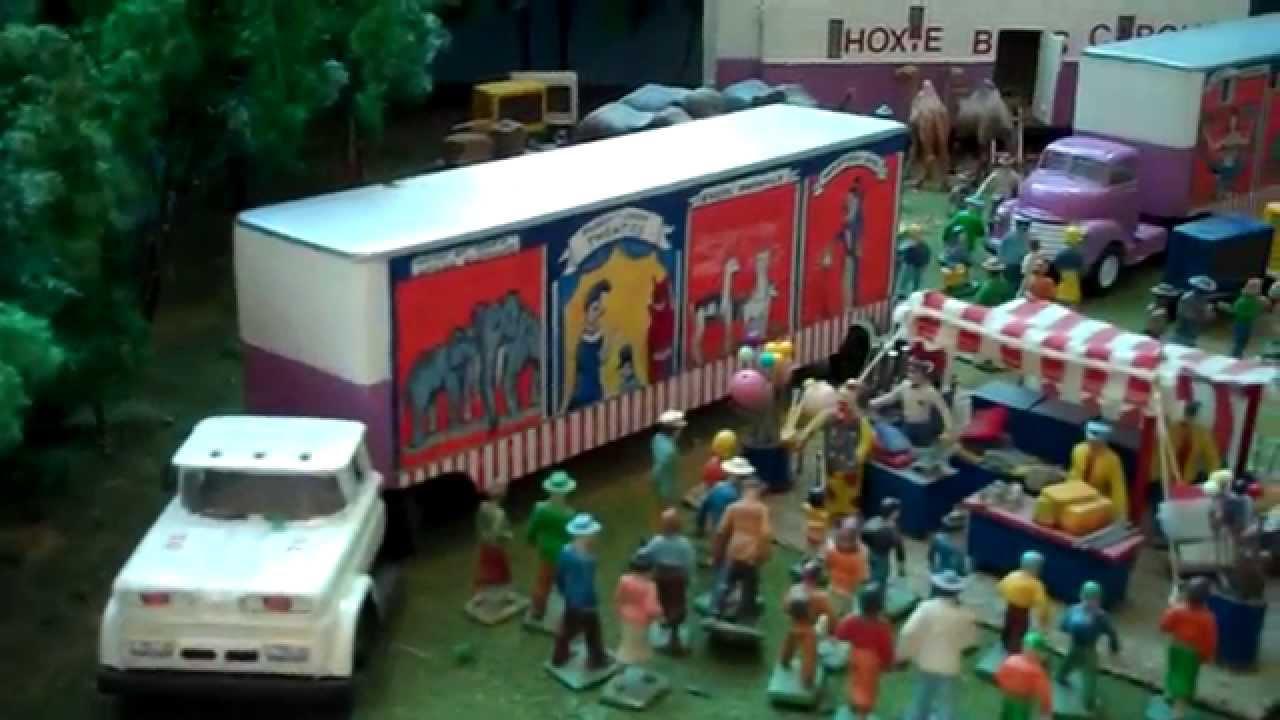 Circus Miniature Model-1