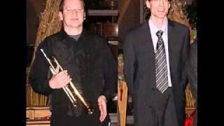 Händel  Feuerwerksmusik Ouvertüre Trompete: Marco Frizenschaf und Orgel: Felix Ketterer