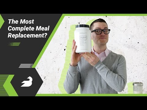 Soylent Meal Replacement Powder Review — Most Complete Nutrition?