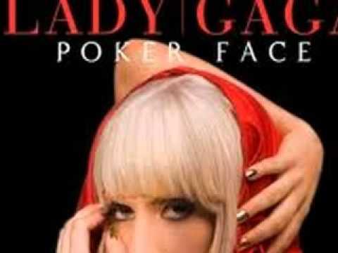 Lady Gaga - Poker Face karaoke/intrumental (Lyris below)