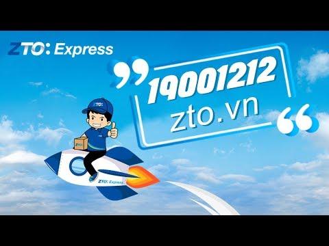 ZTO Express - Hợp tác và phát triển cùng các đại lý Việt Nam