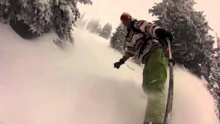 Alpine WY Backcountry Ferry Peak Thumbnail