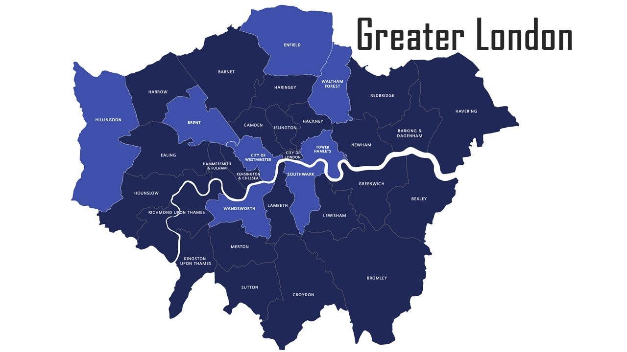 map shows rising knife crime in london